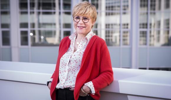 Agnès Flémal, Directrice générale du WSL