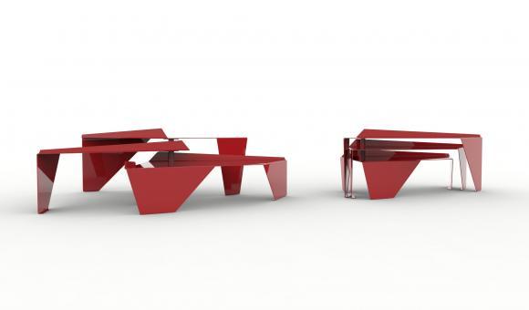Mini Archi - Local designers represent Belgium is Design brand at Parisian interior deco fair