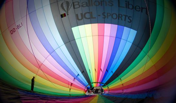 Patrick Libert : Ballons à Air Chaud