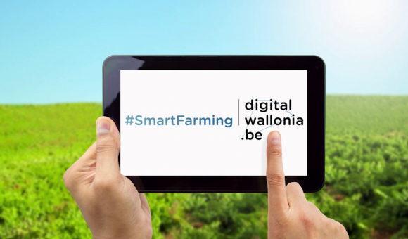 Digital Wallonia #smartfarming