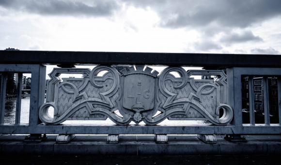 Le pont de Liege