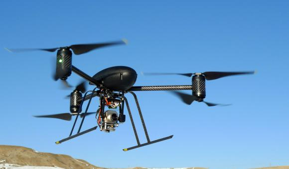 EagleEye Systems delivers drones to the New Jersey police