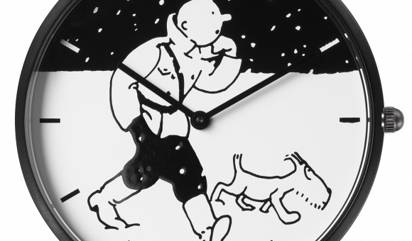 Tintin Soviet Classic Snow