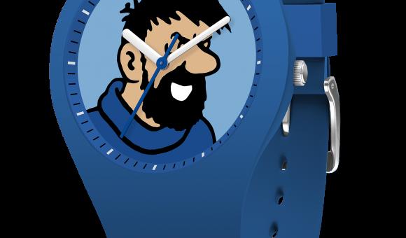 Tintin Haddock
