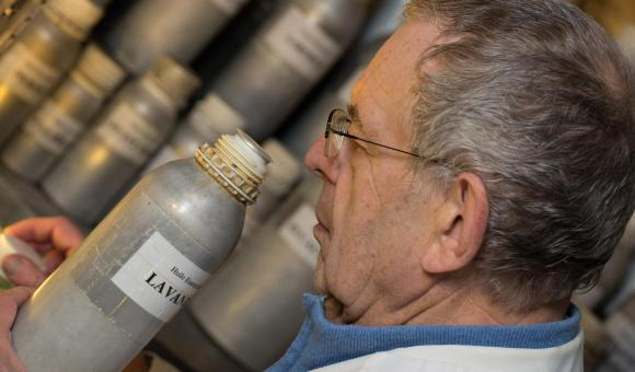 Guy Delforge : Master Perfumer