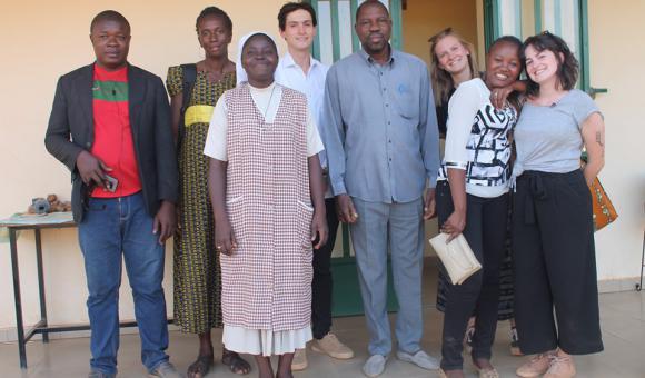 Delwendé Centre of Ouagadougou