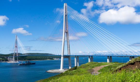 BRIDGE OF VLADIVOSTOCK