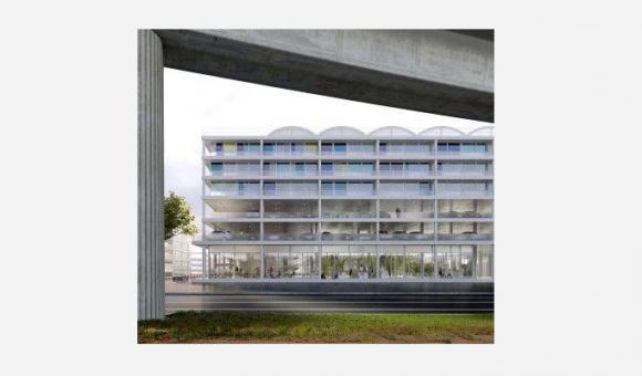 Baukunst Project at Paris-Saclay