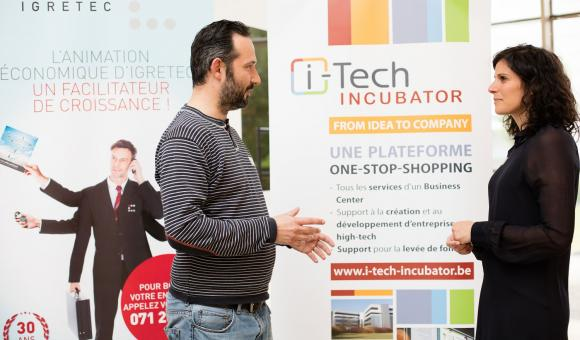 Interview with Florence Bosco, CEO of the i-Tech-Incubator
