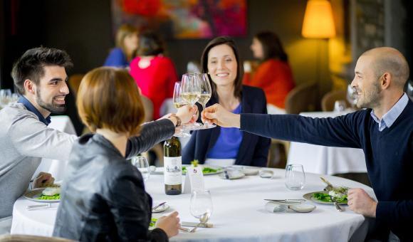 La Wallonie Gourmande,  le plaisir de se retrouver autour d'une table généreuse.