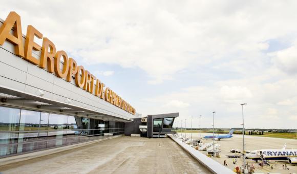 Charleroi Airport © AWEX-WBI/photo de Pascal Broze