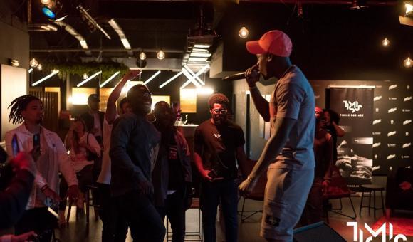 Concerts et plateforme en ligne pour diffuser le travail d'artistes urbains en voie de professionnalisation