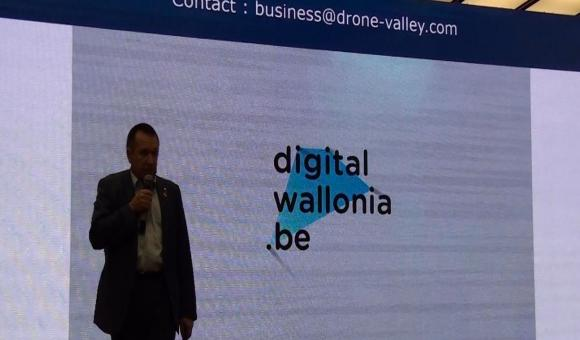 Les actifs de la Wallonie à travers la Digital Wallonia