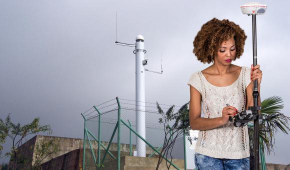 Le positionnement GNSS ultra-précis grâce aux réseaux GNSS RTK