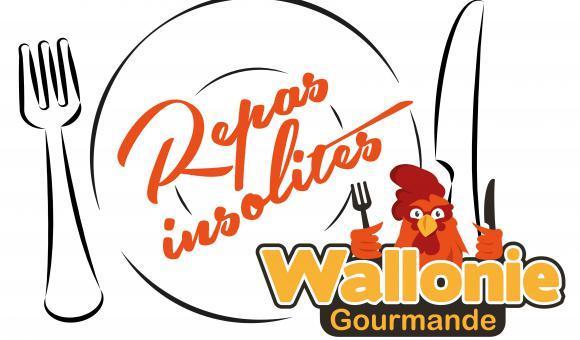 Les repas insolites de la Wallonie Gourmande