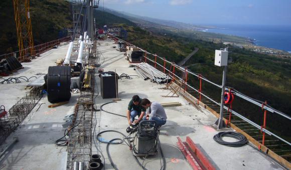 GNSS surveillance of bridges