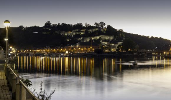 Namur citadel in the spotlight