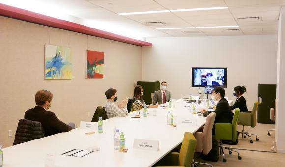WBI fonde et co-préside le S&TDC de New York