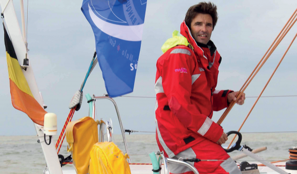 En 2020 Denis Van Weynbergh sera le seul belge à affronter l'Everest des mers!