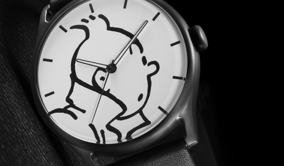 Tintin Classic Black