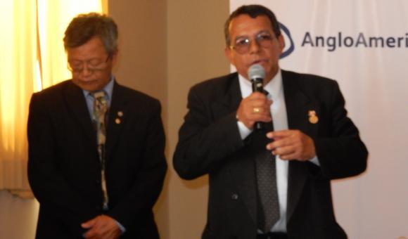 Vice President of the Moquegua Region