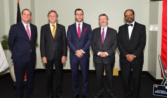 Bienvenue au nouvel Ambassadeur de Belgique au Pérou