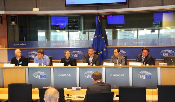 Multipath TCP- Tessares - Conférence au Parlement Européen - Nov 2018