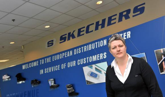 Sophie Houtmeyers, Director of the EDC - Skechers