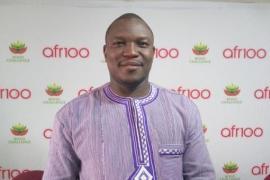 Fabrice Yi-Bour Bazie, assistant technique national en communication de l'IGMVSS (c) Apefe