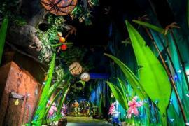 Smurfs Theme Park - Fantasy Forest